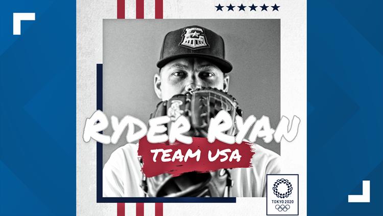 Round Rock Express pitcher Ryder Ryan is Tokyo-bound on Team USA Baseball