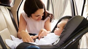 Gov. Greg Abbott vetoes bill requiring children under 2 to ride in rear-facing car seats