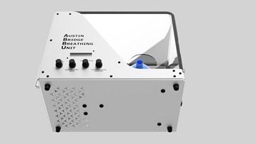 Coronavirus: UT researchers developing emergency ventilator prototype