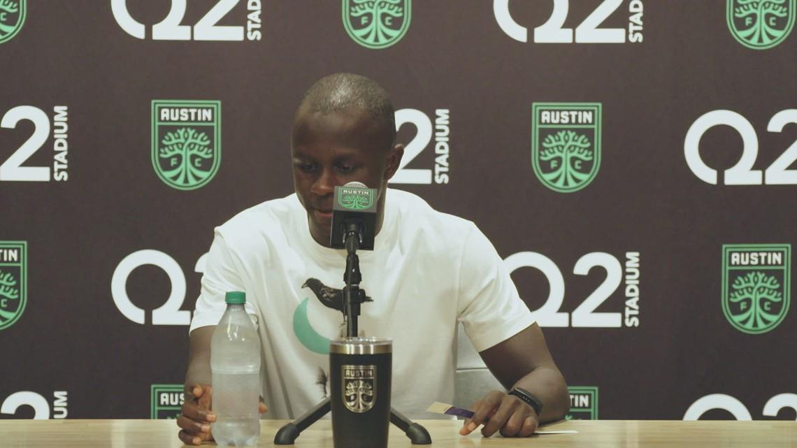 Austin FC vs. Club Tigres recap: Austin FC Forward Kekuta Manneh post-game comments