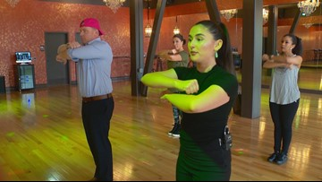 Daybreak Adventures: Learn how to bust a move at Dance With Me studio at The Domain