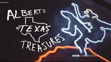 Albert's Texas Treasures | Longhorn Cavern State Park
