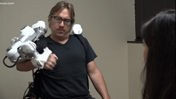 #TechTuesday: Robots help stroke survivors with rehab