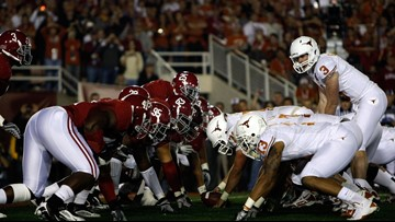 10 years ago today, Texas played in its last national championship and haven't been back since. Would that still be the case had Colt McCoy played?