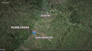 1 killed in San Marcos plane crash