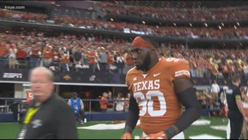 Two former Longhorns drafted in NFL