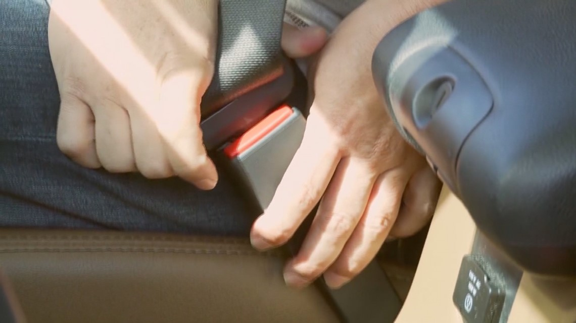 """TxDOT's """"Click It or Ticket"""" campaign reminds drivers and passengers about the importance of wearing seat belts"""