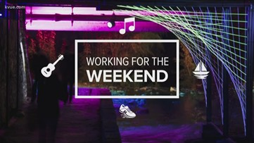 Working for the Weekend | What to do in the Austin area this holiday weekend