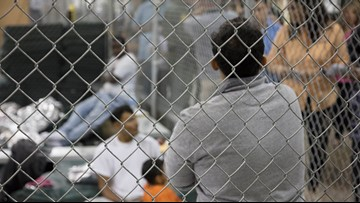 The number of people crossing the border illegally dropped in June