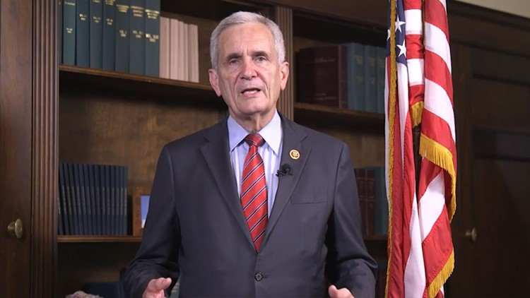 Texas This Week: U.S. Rep. Lloyd Doggett (D) discusses reelection campaign for District 35