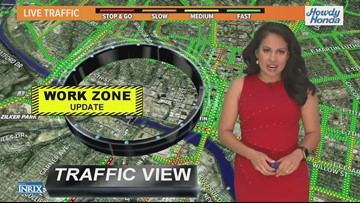 Work Zone Update: US 183 expected to have daytime closure