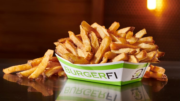 Here's Where to Get Free Fries on National French Fry Day