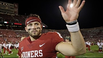 Baker Mayfield named NFL Rookie of the Year