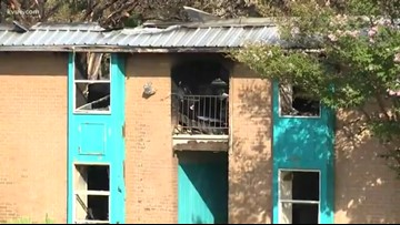 Defenders find other apartments at risk after fatal San Marcos fire