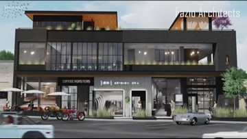 A look at the 3-story mixed-use project coming to South Congress