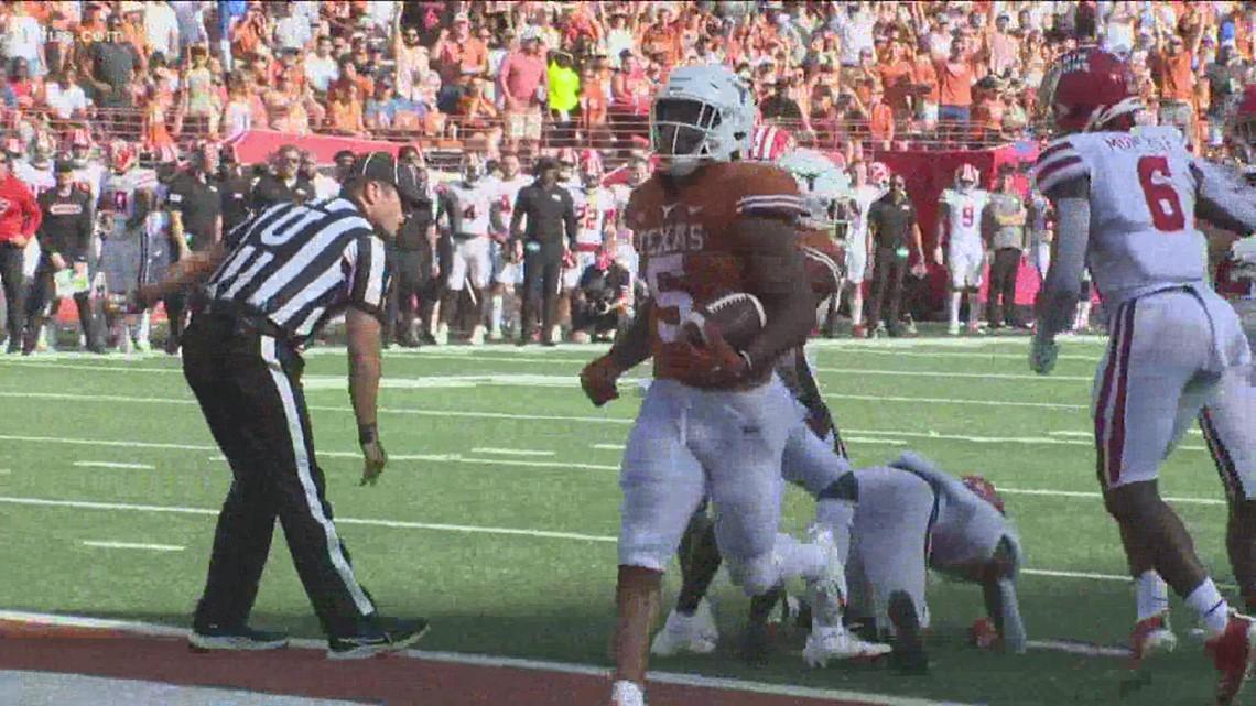 Texas Longhorns prepare for SEC opponent in Arkansas Razorbacks