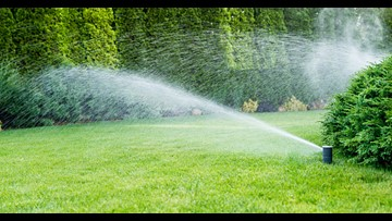 City of Buda begins water restrictions due to drought Monday