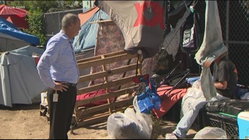 'We just need help.' Guided Path works to connect people to shelter before homeless ordinance changes take effect