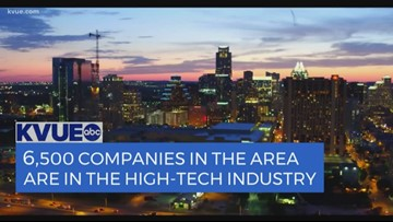 Austin tech by the numbers
