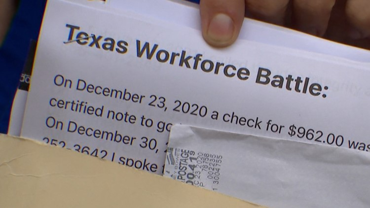373,000 possibly fraudulent unemployment claims filed in Texas during pandemic