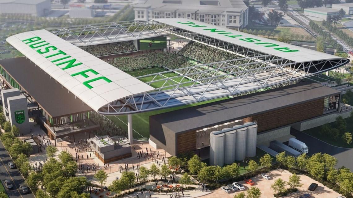 Groundbreaking for Austin FC's stadium set for September