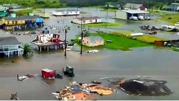 Grandmother recalls emotional, physical toll of Hurricane Harvey one year later
