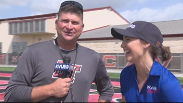 Lake Travis football coach named a Padilla Poll Coach of the Year