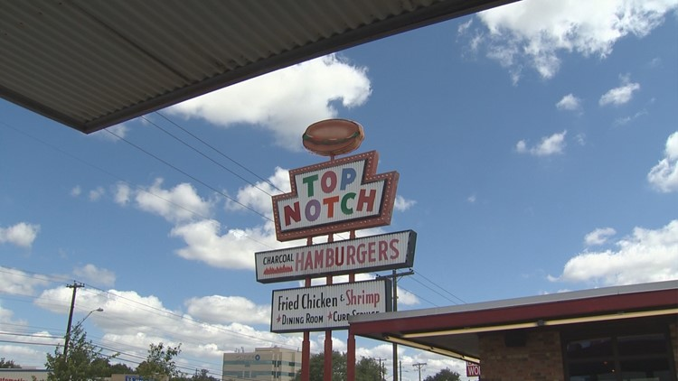 Top Notch Hamburgers is headed to Hutto