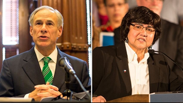 Valdez and Abbott to debate Sept. 28 in Austin