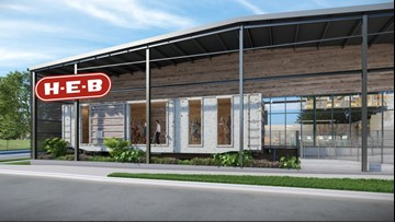 New H-E-B in West Austin will have a barbecue restaurant