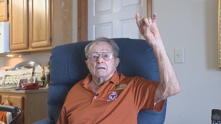 Charlie Gorin, former UT baseball great