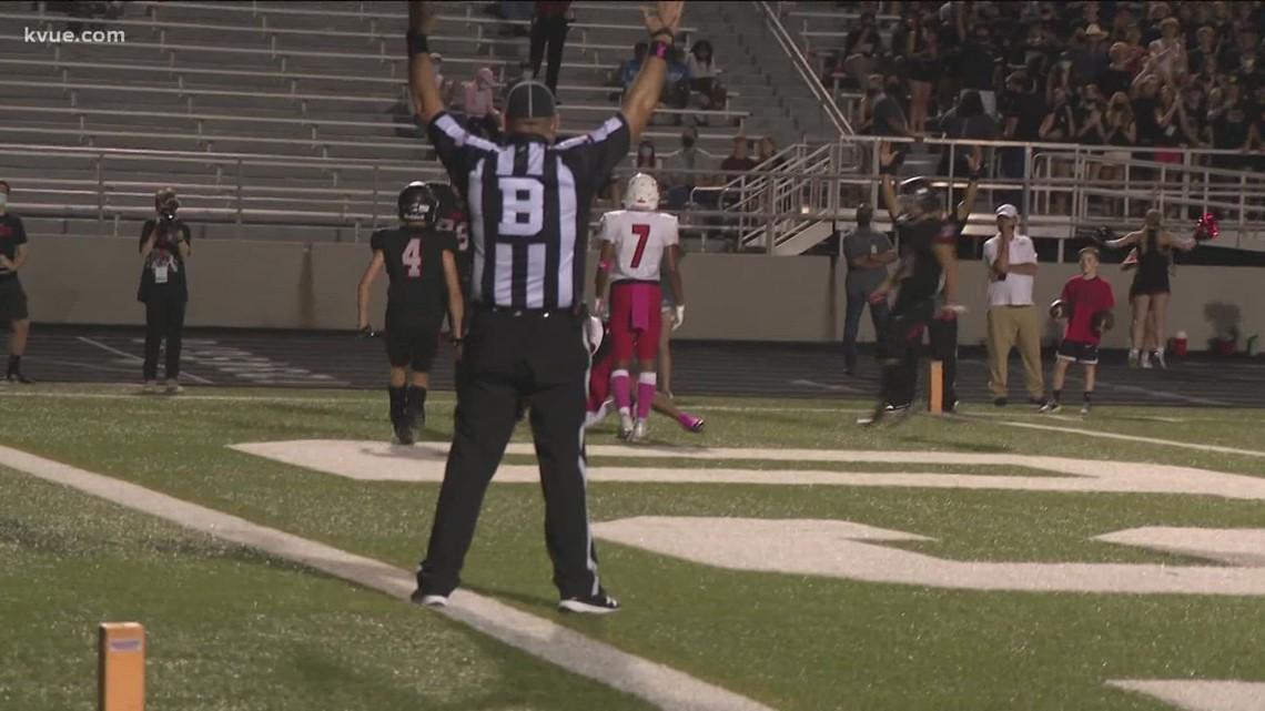 Big Save of the Week: Texas high school top play nominees – Oct. 1, 2021