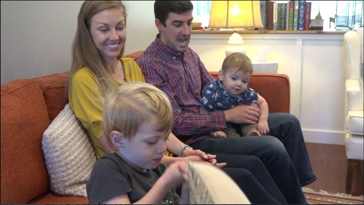 Program for new parents