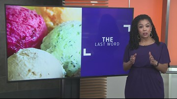 The Last Word: Choose your dignity over the ice cream licking trend