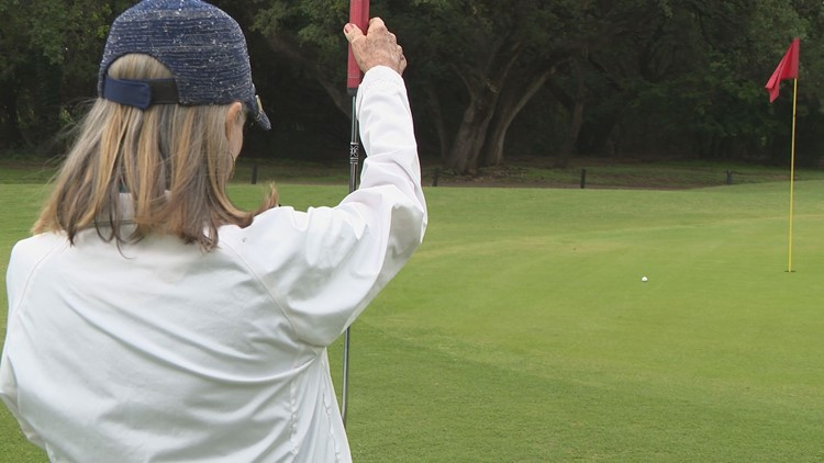 Refusing to rest, former pro bowler Lanier focuses talents on golf game