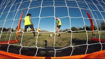 As soccer grows in popularity in Austin, recreation players are running out of space