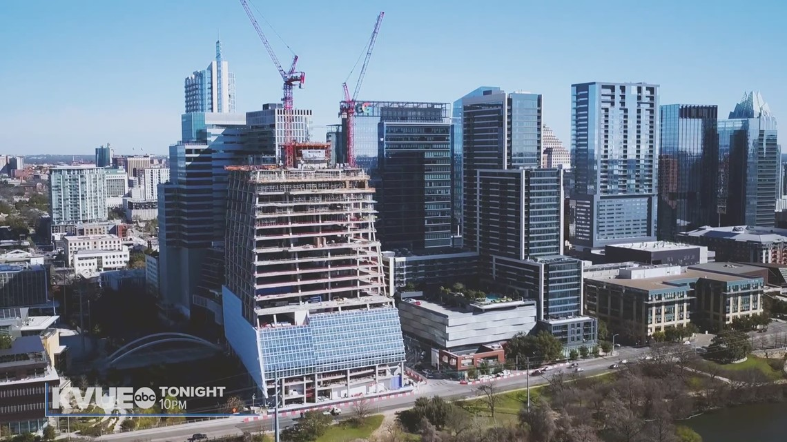 Monday at 10 on KVUE: More companies moving to Austin than ever, despite pandemic