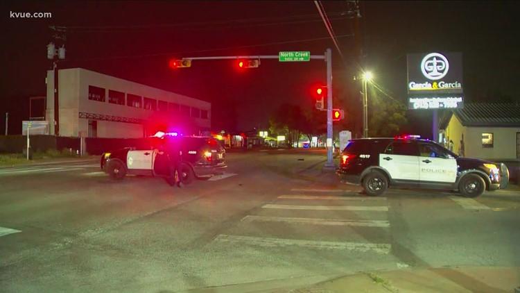 Pedestrian injured in hit-and-run on Rundberg Lane