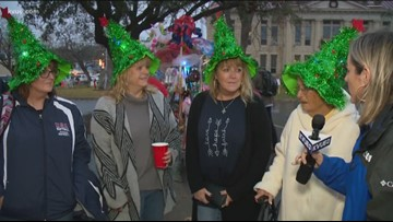 Johnson City lights up with Holiday Lights Spectacular