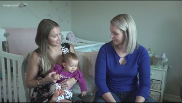 Couple fights for change for same-sex couples having children in Texas