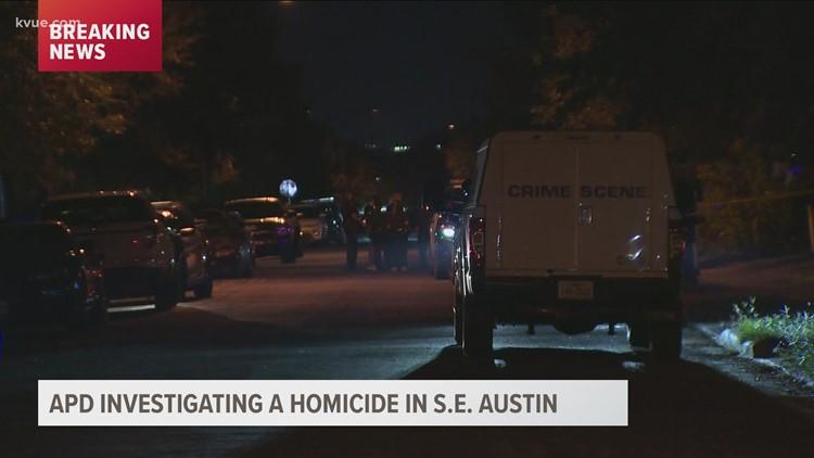 3 people, including child, dead in southeast Austin murder-suicide