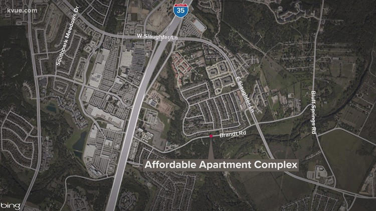 City leaders give first greenlight for South Austin affordable housing complex