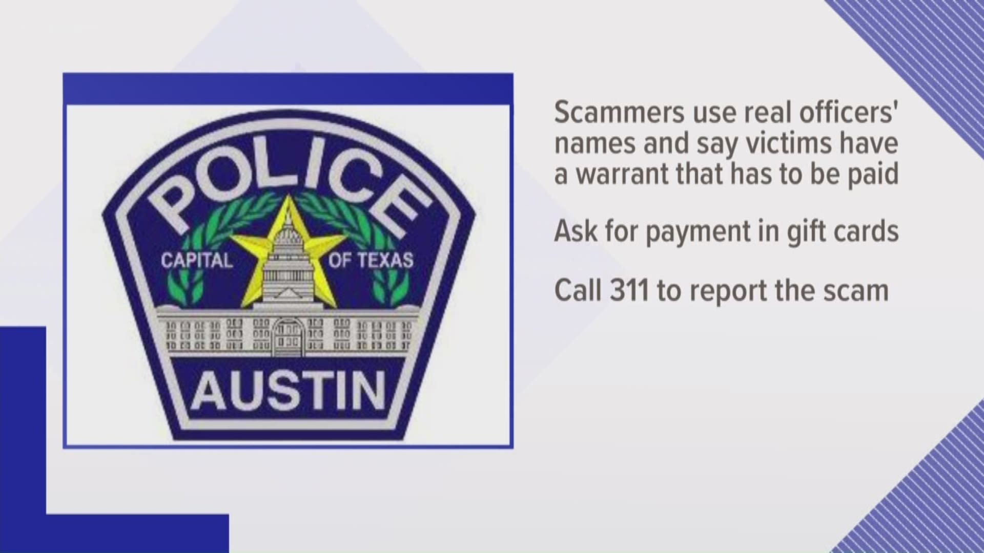 Scammers Impersonate The Office Of The Attorney General S Crime Victim Services To Obtain Personal Information Kvue Com