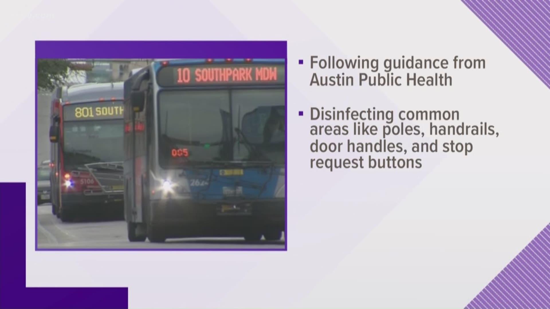 Capmetro Increasing Transportation Services For Sxsw Kvue Com