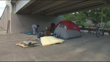 Austin council members propose homeless camping bans in West Campus, downtown