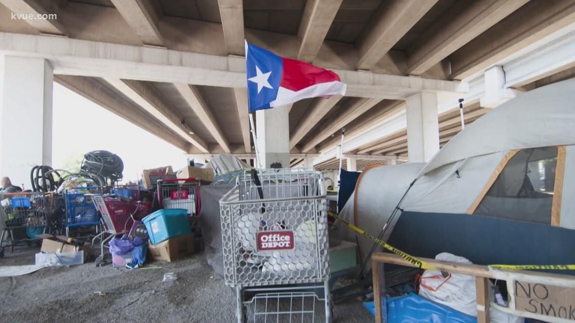 Texas bill would establish statewide camping ban