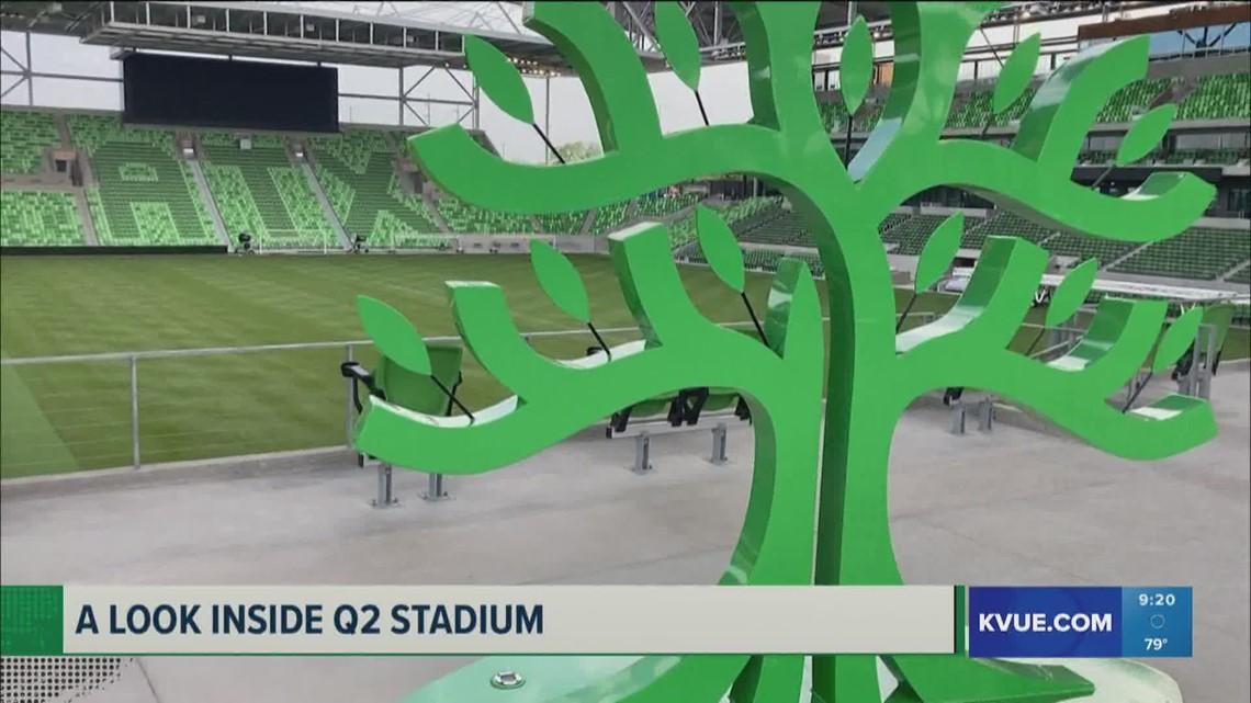 A look inside Austin FC's Q2 Stadium