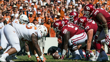 Texas, Oklahoma share Red River Showdown hype videos that'll give you chills