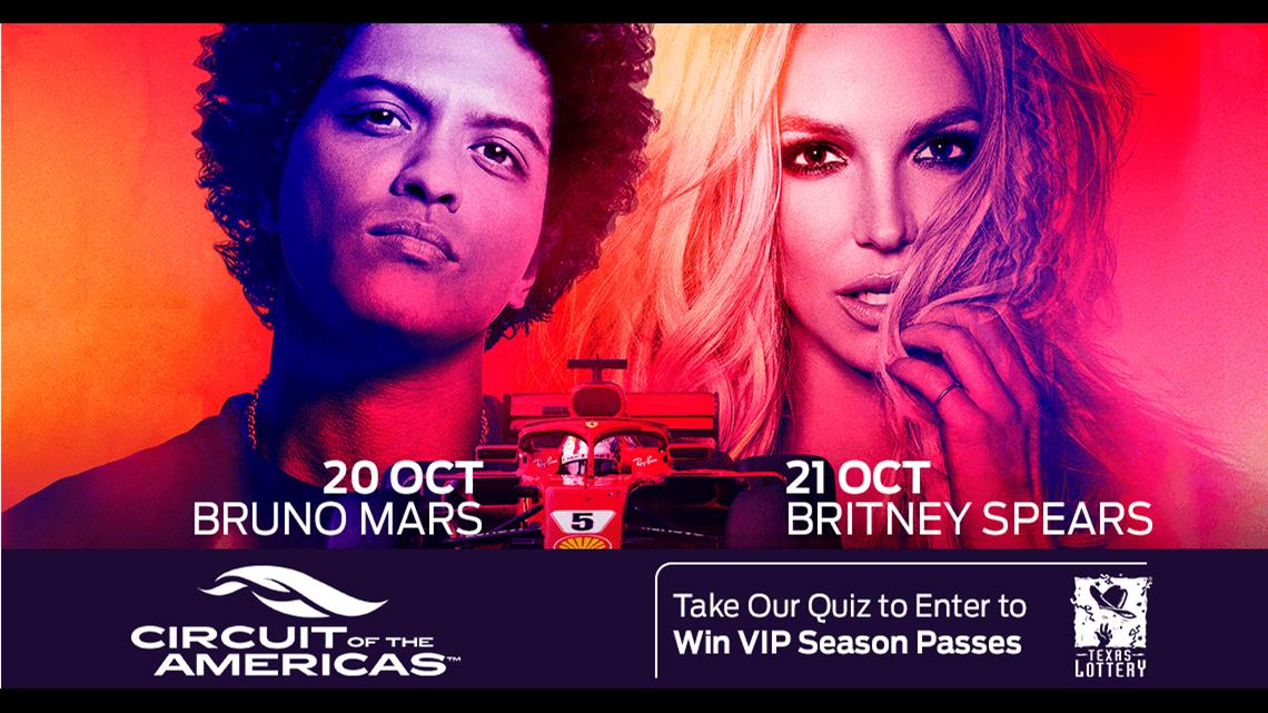 Win 4 VIP Tickets to Formula 1