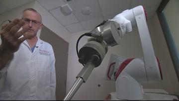 New neurosurgery robot, ROSA, debuts in Central Texas